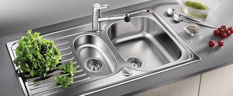 Bồn rửa chén ngày càng được sử dụng rộng rãi và là xu hướng 2019