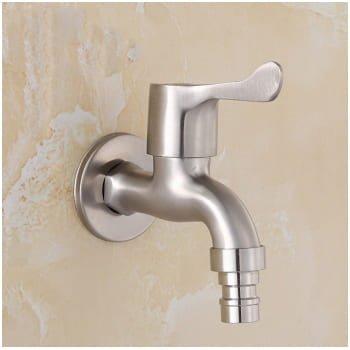 Vòi hồ inox 304 611 đóng vai trò làm vòi nước trong nhà tắm