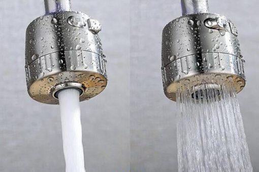 Bộ điều chỉnh nước ở đầu vòi rửa chén lò xo GL-505