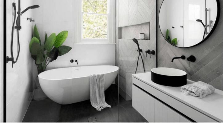 Gợi ý chọn phụ kiện nhà tắm-nhà vệ sinh